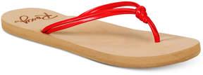 Roxy Lahaina Flip-Flops Women's Shoes