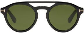 Tom Ford Black Clint Sunglasses
