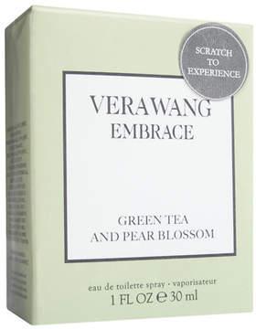 Vera Wang Embrace Women's Eau de Toilette Spray Green Tea & Pear Blossom