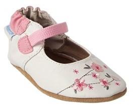 Robeez Kids' Mary Jane Stella Shoe.