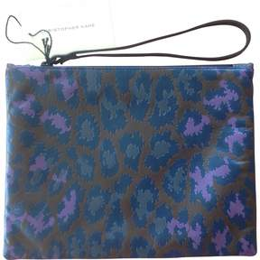 Christopher Kane Multicolour Leather Clutch bag
