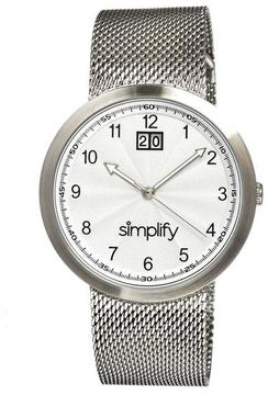 Simplify The 1900 Collection 1901 Men's Watch