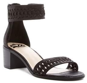 Fergalicious Phoenix Block Heel Sandal