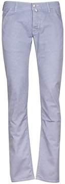 Jacob Cohen Men's Multicolor Cotton Pants.