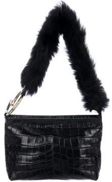 Elizabeth and James Finley Leather Shoulder Bag
