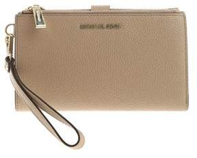 MICHAEL Michael Kors Hammered Leather Wallet