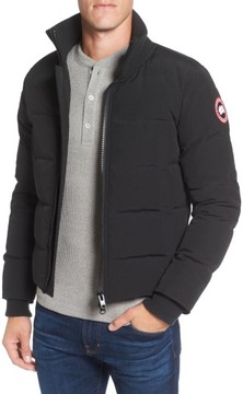 Canada Goose Men's Woolford Down Jacket