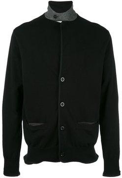 Sacai knitted blazer