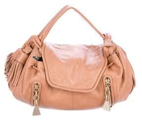 See by Chloe Leather Drawstring Shoulder Bag