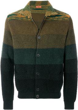 Missoni colour block cardigan