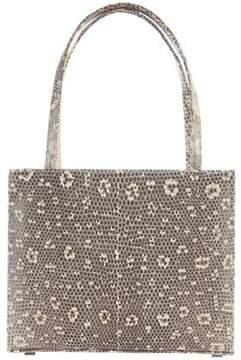 Lambertson Truex Ring Lizard Handle Bag