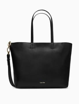 Calvin Klein reversible shopper tote bag