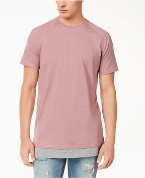 American Rag Men's Layered Raglan T-Shirt, Created for Macy's