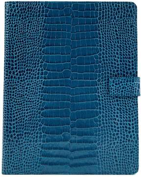 Smythson Blue Leather Purses, wallets & cases