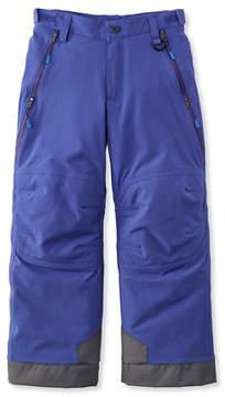 L.L. Bean Kids' Waterproof Patroller Ski Pants