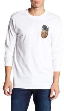 Riot Society Ornate Pineapple Long Sleeve Shirt