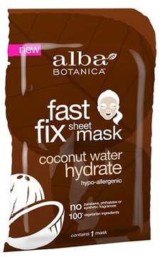 Alba Hydrate Fast Fix Mask - Coconut Water - 1ct