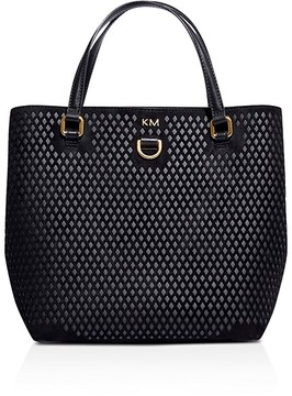 KAREN MILLEN Diamond Detail Mini Tote