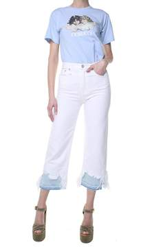 Fiorucci Angels Classic Cotton-jersey T-shirt