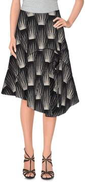 Tom Rebl Knee length skirts