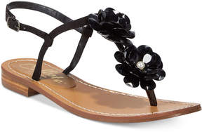 Callisto Poli Thong Flat Sandals Women's Shoes