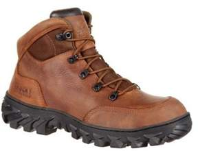 Rocky Men's 6 S2v Composite Toe Waterproof Work Boot Rkk0230.