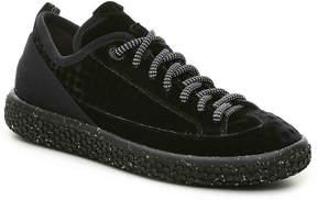 O.x.s. Women's Textured Velvet Sneaker - Women's's