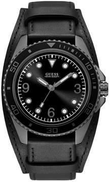 GUESS Black Analog Watch