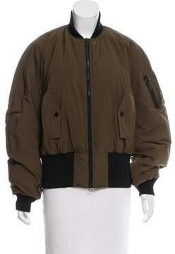 Dion Lee Lightweight Bomber Jacket