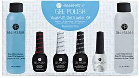FingerPaints Soak-Off Gel Polish Starter Kit