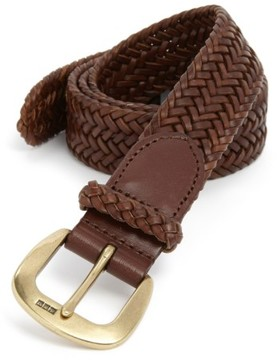 Polo Ralph Lauren Men's Leather Belt