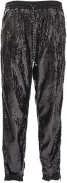 Christian Pellizzari Black Regular Jogging Pants.