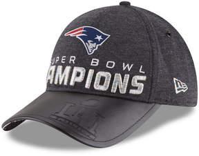 New Era New England Patriots Super Bowl Li Champs Locker Room 9FORTY Adjustable Cap