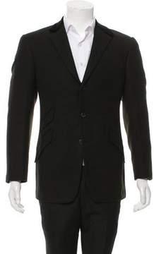 Ralph Lauren Purple Label Wool Button-Up Jacket
