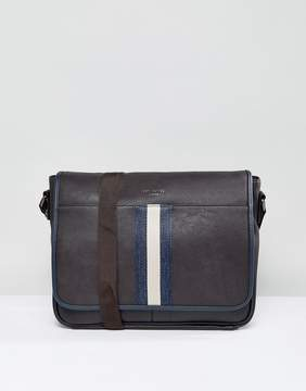 Ted Baker Messenger Bag Buzard in Brown