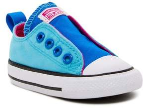 Converse Chuck Taylor All Star Slip On Low Top Sneaker (Baby & Toddler)