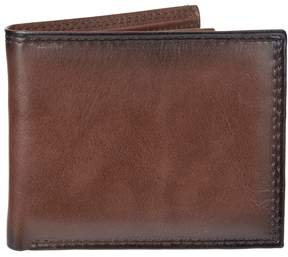 Croft & Barrow Men's RFID-Blocking Extra-Capacity Slimfold Wallet