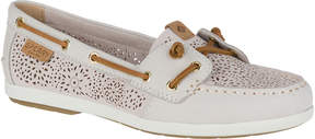 Sperry Coil Ivy Perforated Boat Shoe