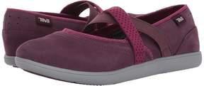 Teva Hydro-Life Slip-On Leather Women's Shoes
