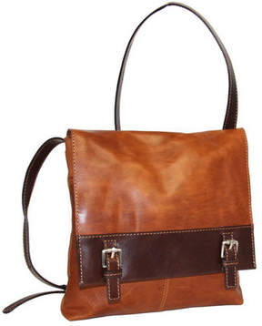 Nino Bossi Women's Day Lily Petal Leather Crossbody