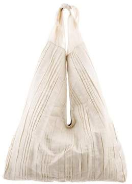 The Row Bindle Pleated Shoulder Bag