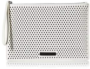 Armani Exchange A|X Big Perforated Pouch
