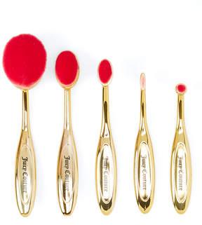 Juicy Couture Oval Makeup Brush Set