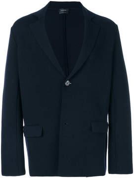 Jil Sander slim-fit button up jacket