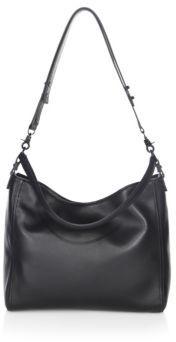 Loeffler Randall Leather Crossbody Hobo Bag