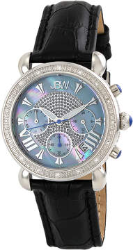JBW Women's Victory Chronograph Watch, 37mm