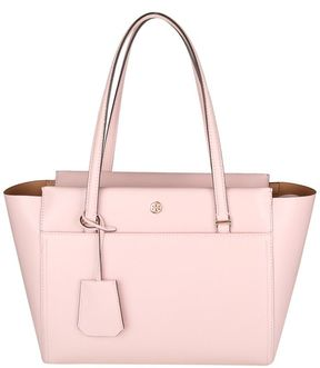 Tory Burch Shopping parker Small Tote In Color Powder - PINK - STYLE