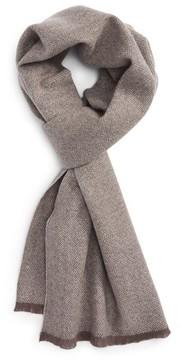 Nordstrom Men's Solid Wool Scarf