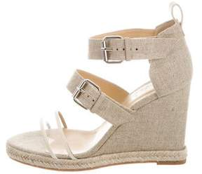 Ritch Erani NYFC Canvas Espadrille Wedges w/ Tags