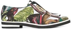 Oscar de la Renta Flynn oxford shoes